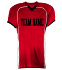 Practice Sample - Custom Heat Pressed Youth Tackle Football Jerseys - 1303 58960E5E7EDC