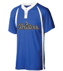 drillers - Custom Heat Pressed Youth Baseball Jersey 2  Button / 2 Color - NB4229 1DADB806E57A
