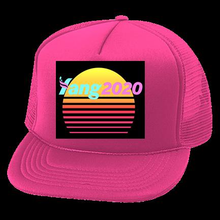 brand new 04074 657ab yanggang - Custom Heat Pressed Neon Trucker Hat Otto Cap 55-133 F8CCAF715538