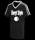 Eeryt-Style Adult Shoulder Stripe Shirt