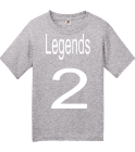 Legends-2-walter - Custom Heat Pressed Fruit of the Loom Youth Heavy Cotton Tee 3930B 09A7D6D5794A