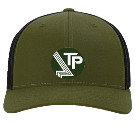 Timber products co. - Custom Embroidered Cotton Twill Mesh Hat-110R FAEEA1E7ADD6