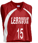 Christian - Custom Heat Pressed Adult Tip Off Basketball Jersey - Teamwork Atheletic - 1430 E83906DFA903