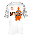 bat boys 2x - Custom Heat Pressed Adult Digital Sport Tee - 4526 C5DE813AD91F