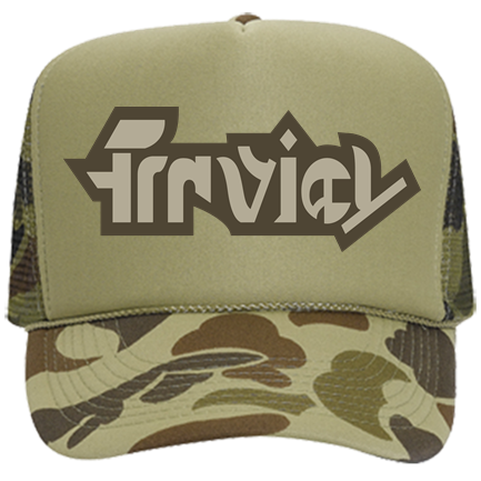 camo mesh hat - Custom Embroidered Camoflauge Hat Otto Cap 49-158  EE25B65BCDEC e94f678495f