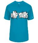 Ump Yours-13 - Custom Heat Pressed Adult Baseball Jersey - 793000 2C6AC239FC09