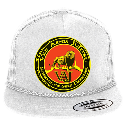vaj - Custom Embroidered Classic Poplin Golf Mesh Trucker Hat - 6003  8A55C0AF578E 45346c7a38d6