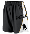 randall - Custom Heat Pressed Augusta Youth Wicking Mesh Basketball Varsity Shorts - 979 A21473691E23