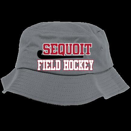 sequoit field hockey - Custom Heat Pressed Bucket Hat - 2050 One Size Fits  All 0F91B39D2E87A 0c334d98a99