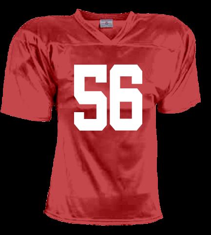 6f2ac23b208 new - Custom Heat Pressed Adult Flag Football Jersey - Teamwork Athletic -  1321 DE98566D1589