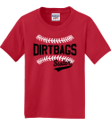 DIRTBAGS SISTER COHEN 22 - Custom Heat Pressed Jerzees Youth T-Shirt 29B BF1E2368150F