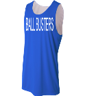 BALL BUSTERS - Custom Heat Pressed Reversible Jump Jersey A0D49DDB73E5