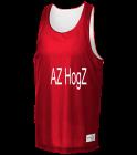 AZ-HogZ- Sportek Adult Reversible Basketball Jersey