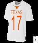 DICKERDICKER1717TEXAS Youth Fan Football Jersey