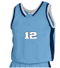 NIKITYUK- DISCONTINUED Womens Basketball Jersey - Jammer Series - Teamwork Athletic - 1439
