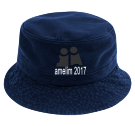 amelim 2017 - Custom Screen Printed Short Brim Custom Bucket Hats - 961 BE6871A191F3