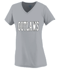 OUTLAWS3 Ladies Wicking T-Shirt