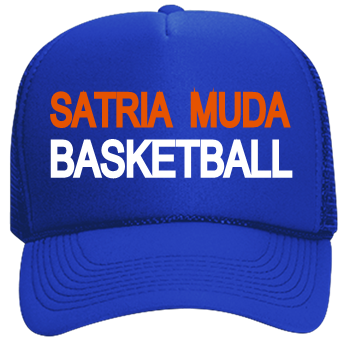da820c62dea3e HOUSTON-MUDA-BASKETBALL -MUDA - Custom Embroidered Neon Trucker Hat