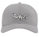 mine - Custom Heat Pressed Cotton Snapback Two Color Hat - 212 5CD2EE9590A3