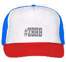 #ZBBB - Custom Heat Pressed Trucker Hat 39-169 AE145B4F6DA6