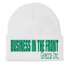"54107 - Custom Heat Pressed 3"" Fold Up Cuff Beanie - CP90 9D5D305C2722"