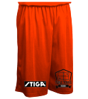 "PINGOONG - Custom Heat Pressed Teamwork Athletic Youth Fadeaway Tricot Basketball Short - 7 "" inseam - 4414 54291DFDC851"