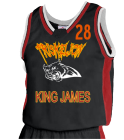 soliva DISCONTINUED Womens Basketball Jersey - Jammer Series - Teamwork Athletic - 1439