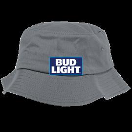 Bud Light - Custom Heat Pressed Bucket Hat - 2050 One Size Fits All  013B53448DD0A f42caf83f