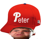 POeter - Custom Heat Pressed Philadelphia Phillies - Official MLB Hat for Little Kids Leagues 5AACE748CFJ2