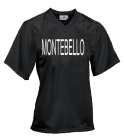 MONTEBELLO DISCONTINUED Youth Overtime Football Jersey - 1362