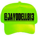 green odell line - Custom Heat Pressed Neon Low Crown Golf Style Hat Otto Cap 52-127 00707D368339