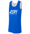 ADPI - Custom Heat Pressed Womens Reversible Jump Jersey - NW2375 A37DCB48297C