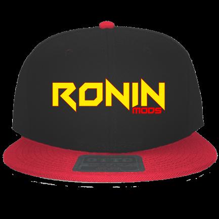 b4bd3995b3087 RONOIN - Custom Embroidered Snapback Flat Bill Hat - 125-978 42274CCAC642