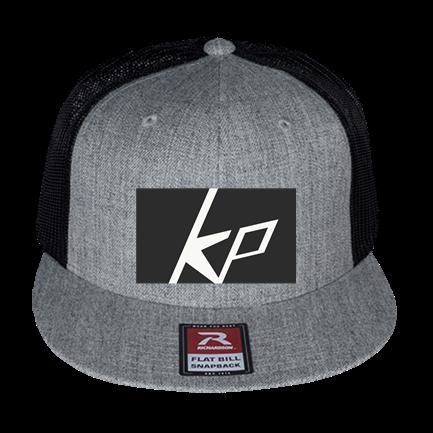 541d6da84e0c0 KP Hat - Custom Heat Pressed Custom Flat Bill Snapback - 511 C9456E52A1C5