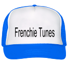 Frenchie Tunes - Custom Heat Pressed Trucker Hat 39-169 B16FAEF2C0E9