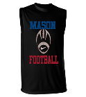 Mason-football-cutoff Youth Sleeveless  Multi Sport Jersey  - 506XSY