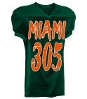 kesha - Custom Heat Pressed Adult Football Uniforms Express Shipped - 1353 0A0CC02E5D82