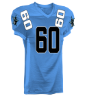 Cowboys Football PR-60-60-60 - Custom Heat Pressed Adult Football Uniforms Express Shipped - 1353 9305FADF15F6