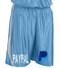 PayPal - Custom Heat Pressed Youth Basketball Shorts - Downtown - Teamwork Athletic - 4409 3E9D5E629E47