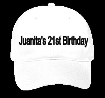 Juanitas 21st Birthday Juliana