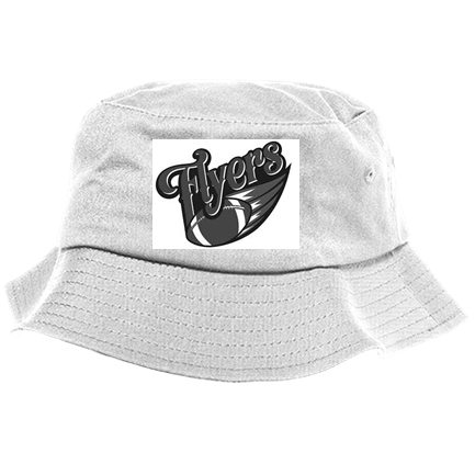Täby flyers hat - Custom Heat Pressed Bucket Hat - 5003 One Size Fits All  D400C8527090A 0aa901a2a41