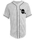 YNFTM - Custom Heat Pressed Teamwork Athletic Full Button Baseball Jersey - 1860B 13CBF2E869E4