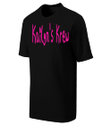 Kailyn's Krew - Custom Heat Pressed Adult Racer Wicking Mesh Tee - ST340 4F65D77D7527
