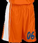 MANU06 DISCONTINUED Adult Dazzle Basketball Shorts - 11