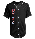 new - Custom Heat Pressed Adult Full Button Baseball Jersey - N4184 966AB8284006