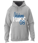 Oklahoma-FORCE-08 - Custom Heat Pressed Jerzees Sweatshirt 996M 1D621B03624E