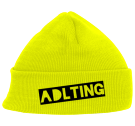adlting - Custom Heat Pressed Neon Beanie - 813 601C539B5D65