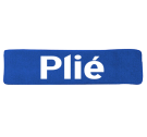 Plié - Custom Heat Pressed Custom Headbands D9201973202D