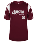 barstow jersey  - Custom Heat Pressed Adult Baseball Jersey - 793700 D0CFB68E1992