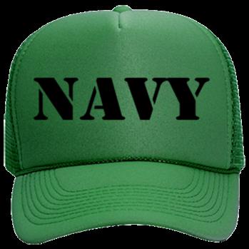Capitals -#2019 GANTI-JUBIR KEMENPORA - Custom Embroidered Mesh Trucker Hat  32-467